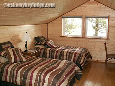 Eshamy Bay Rental Cabin Upper Unit