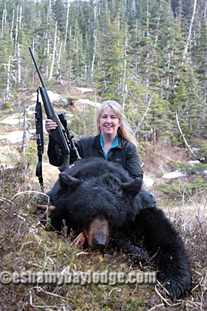 Black Bear Hunting in Prince William Sound