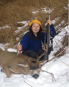 Prince William Sound Deer Hunting